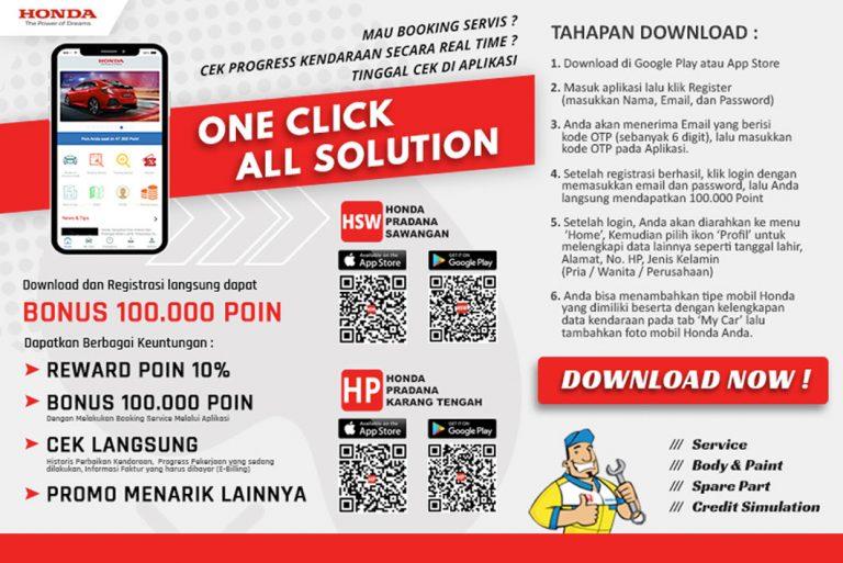 Read more about the article Promo Aplikasi Honda Pradana – VOUCHER SAMPAI 50%