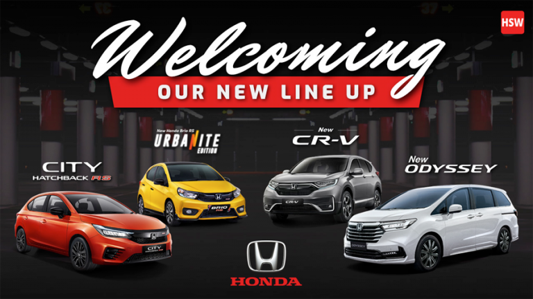 Welcoming Our New Line Up